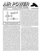 AP Journal of Air Combat Gaming #48