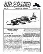 AP Journal of Air Combat Gaming #52