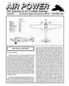 AP Journal of Air Combat Gaming #54