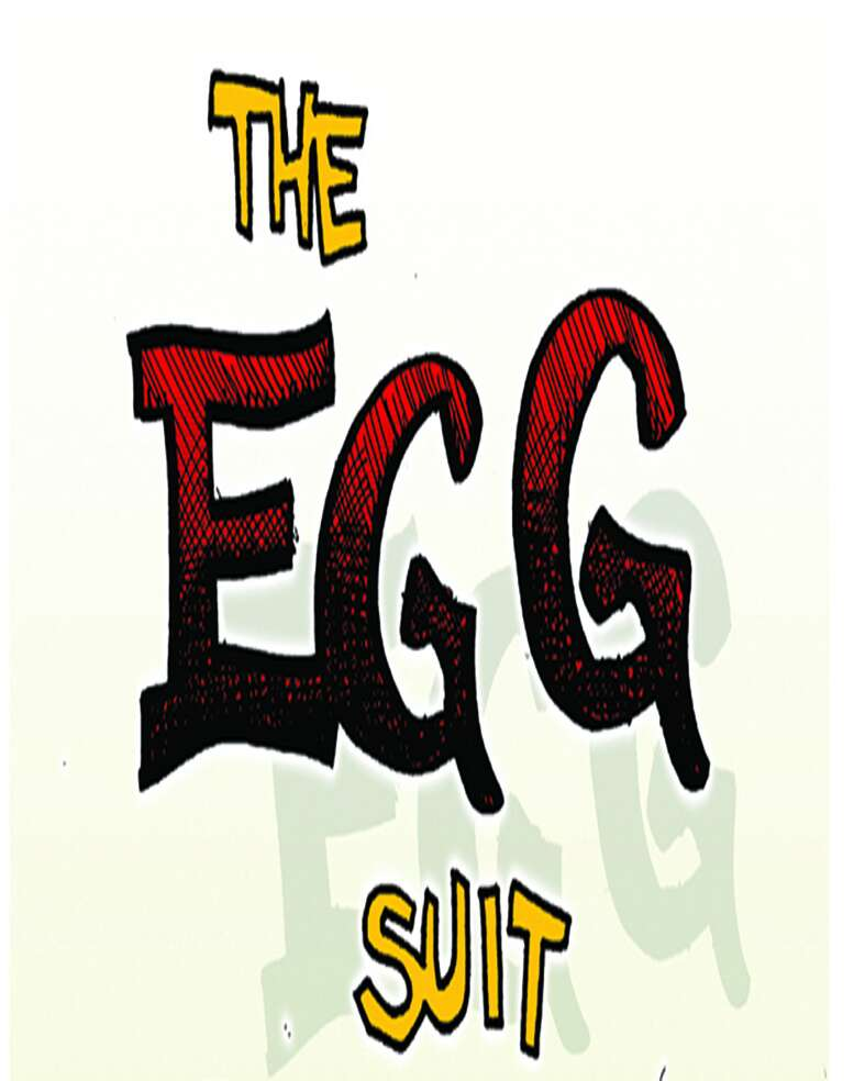 Pulp Tarot Expansion 3: THE EGG SUIT
