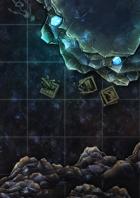 Free Dark Shine Cave Map