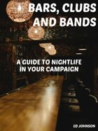 Bars, Clubs and Bands