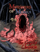 Cryptid Chronicle I (Monsters of Murka expansion, 5e)