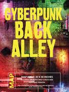 Cyberpunk Back Alley Map