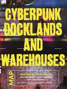 Cyberpunk Docklands & Warehouses Battlemap