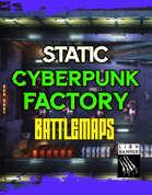 Cyberpunk Factory