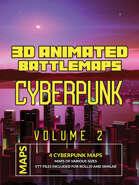Cyberpunk Animated Map Bundle Vol.2 [BUNDLE]