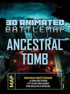 Animated Ancestral Dungeon Battlemap