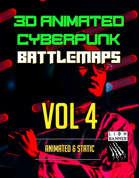 Cyberpunk Animated Bundle Vol. 4 [BUNDLE]