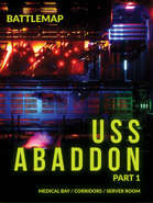Static USS Abaddon Part 1 - ALIENS Inspired Map