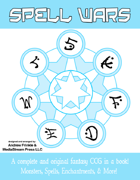 Spell Wars - Complete CCG