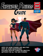Super Power System - Expanded Powers Guide - Version 1.2