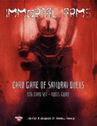 Immortal Arms - Dice & Card Game of Samurai Duels