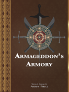Armageddon's Armory - 5E or D20 adventure module