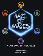 Rage of Mages - Magical Duels Card Game