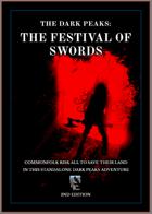 THE DARK PEAKS: FESTIVAL OF SWORDS SECOND EDITION QUICKSTART