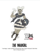 The Magical: A Monster of the Week Playbook