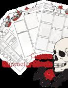 Memento Mori: Character Sheet