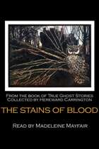 The Stains of Blood Audio Ghost Story