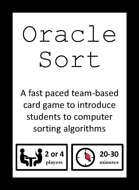Oracle Sort - Extended