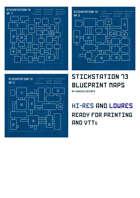 VTT blueprints for Stickstation 13