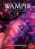 Wampir: Maskarada 5 Edycja Ekran Narratora