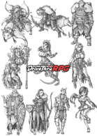RPG characters: Pack15