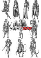 RPG characters: Pack27