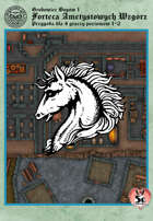 Przygoda na jedną kartkę: Grobowiec Bogów 1 - Forteca Ametystowych Wzgórz