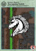 Przygoda na jedną kartkę: Grobowiec Bogów 2 -  Ametystowy zaułek