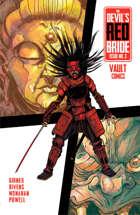 The Devil's Red Bride #3