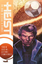 Heist, Or How to Steal A Planet Volume 1