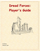 Dread Forces Player's Guide