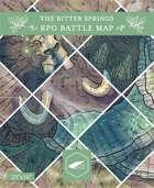 The Bitter Springs RPG Battlemap