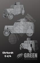 Ehrhardt E-V/4 Armored Car