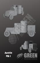 Austin Mk I Armored Car