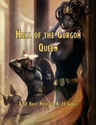 Hall of the Gorgon Queen