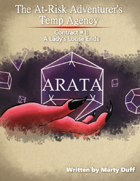 The At-Risk Adventurer's Temp Agency