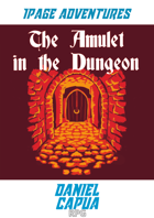 1PA - The amulet in the dungeon