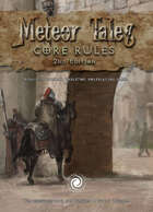 Meteor Tales - 2nd Edition Core Rules