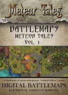 Meteor Tales - Battlemaps Vol.1