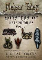 Monsters of Meteor Tales Vol. 2 - Digital Tokens