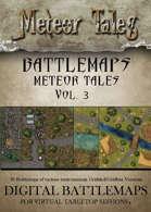 Meteor Tales - Battlemaps Vol.3