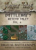 Meteor Tales - Battlemaps Vol.4