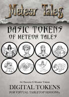 Basic Tokens of Meteor Tales