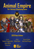 Animal Empire: The Tabletop Roleplaying Game