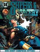 Supers & Sorcery - 5e Campaign Setting