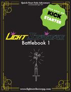 Light Strikers Battlebook 1
