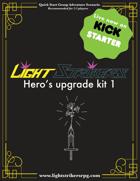 Light Strikers Hero upgrade kit 1