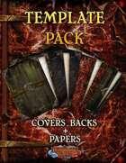 Template Pack #18 Demonic